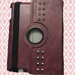 Studded iPad Case